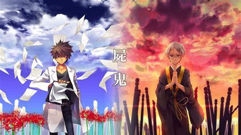 Shiki Anime Wallpaper - усопшие аниме обои картинки на рабочий стол