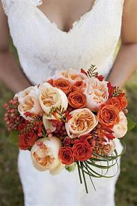 Fall Wedding Flower Inspiration Temple Square