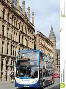 Manchester Bus Editorial Image | CartoonDealer.com #32867174