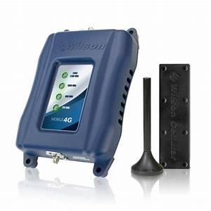 Wilson 460108 Mobile 4g Signal Booster Kit