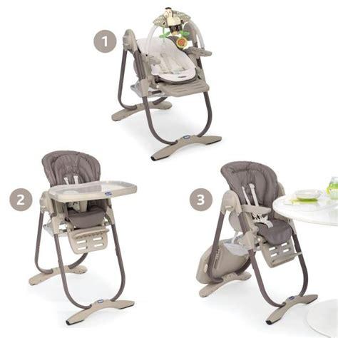 chaise haute évolutive transat chicco chaise haute evolutive polly magic cocoa cocoa achat vente chaise haute 8058664034505