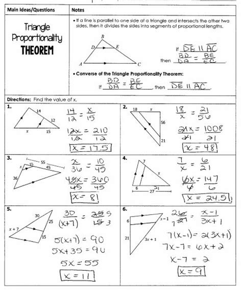 A series of free, online high school. Unit 2: Similarity and Congruence - PCHS MATH 2 HONORS