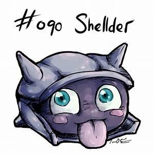 Pokemon Shellder Deviantart Images   Pokemon Images