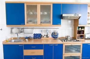 blue kitchen decorating ideas modern blue kitchen cabinets pictures design ideas