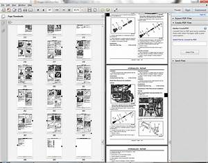 John Deere Repair Service Tractors Manuals Downloads  John