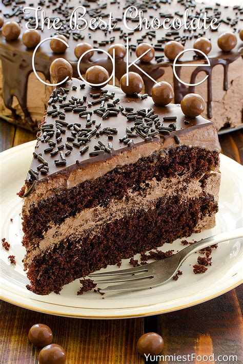 chocolate cake great combination  chocolate