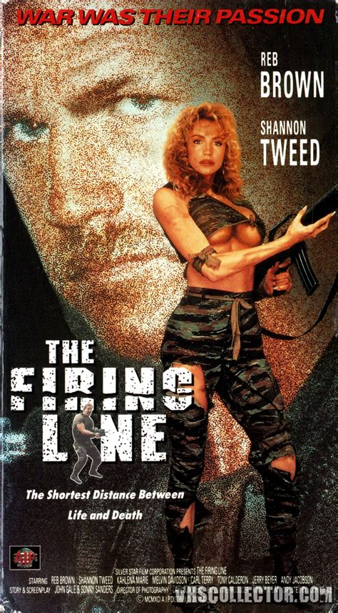 The Firing Line | VHSCollector.com
