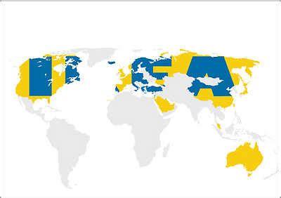ikea globe l blue screen ikea 이케아 에 대해 몰랐던 몇 가지