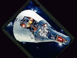 Gemini Spacecraft Diagram - Pics about space