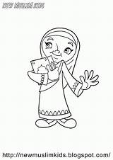 Coloring Islamic Pages Islam Ramadan Muslim Activities Quran Hijab Library Clipart Printable Arabic Results Worksheets November Books Colouring Eid 2009 sketch template