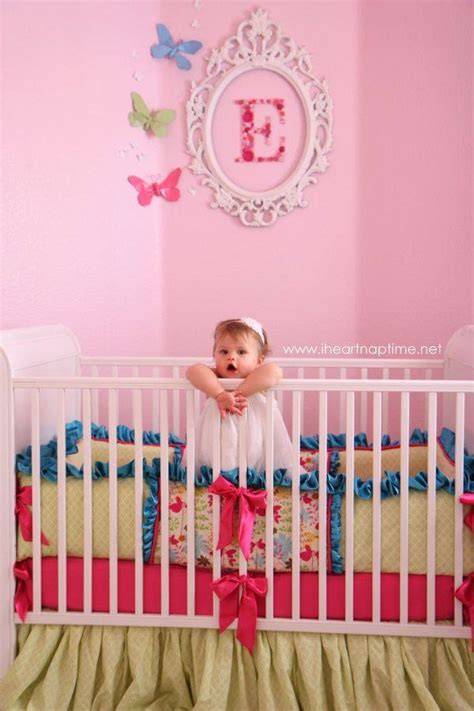 idee deco chambre bebe fille  faire soi meme visuel