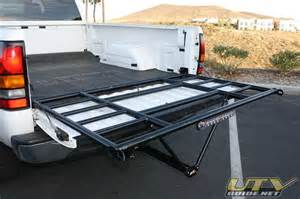Pickup Bed Extender by Utv Transport Utv Guide