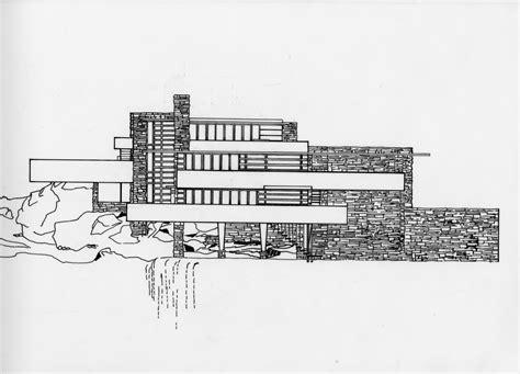 table cuisine formica frank lloyd wright la maison de la cascade 1935