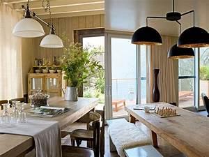 Meuble Style Campagne Chic : une salle a manger rustique au style campagne chic ~ Farleysfitness.com Idées de Décoration