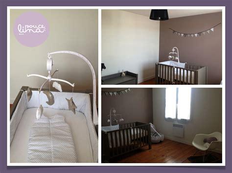chambre bébé quax idées déco pour la chambre de bébé le de pouce et lina