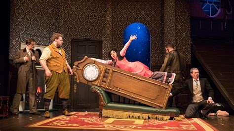 'The Play That Goes Wrong' to Move Off Broadway to New ...