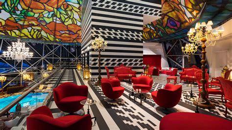 mondrian doha hotel features marcel wanders eccentric