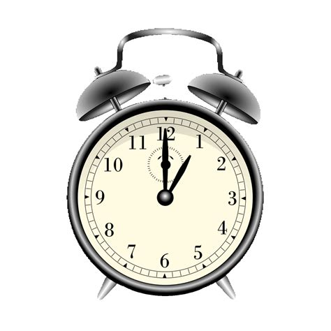 Cartoon alarm clock clipart image. Clocks clipart animated gif, Clocks animated gif ...