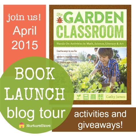 The Garden Classroom Book Tour Nurturestore