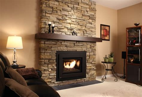 Fireplace & Fireplace Mantel