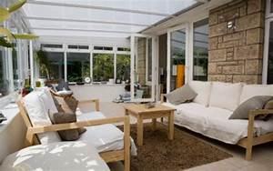Permis De Construire Veranda : veranda extension maison vranda extension maison avec ~ Melissatoandfro.com Idées de Décoration