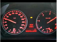 DTC Dynamic Traction Control on a wet road E90 320d