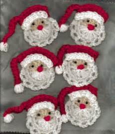 personalized photo christmas ornaments make handmade crochet craft