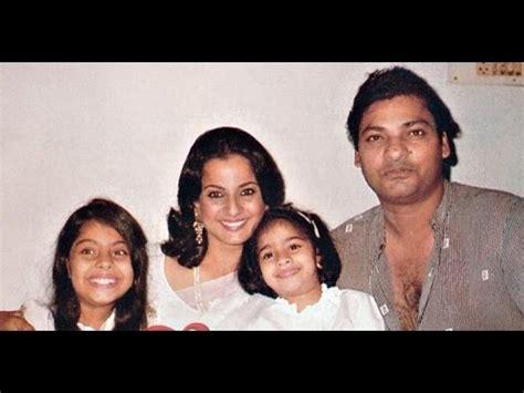 actress kajol husband photos actress tanuja husband shomu mukherjee with daughters