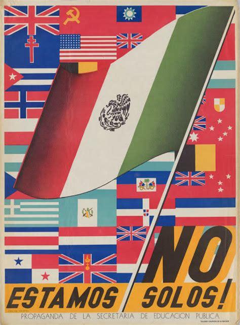 propaganda antinazi realizada en mexico durante la