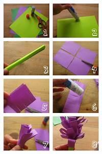Bricolage Facile En Papier : recycler un plateau ikea fleurs pinterest bricolage ~ Mglfilm.com Idées de Décoration