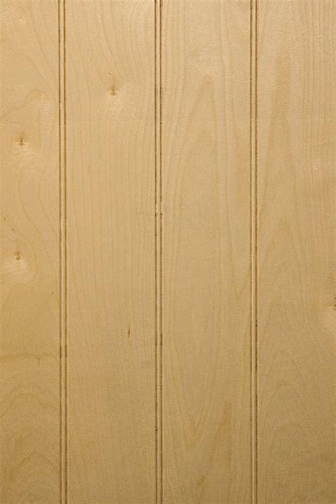 Wood Veneer Paneling  Paintable Unfinished Birch 4