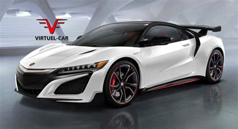 how much does a honda nsx r cost