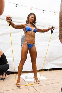 Behind The Scenes Of A  U0026 39 Natural U0026 39  Bodybuilding Championship For Women