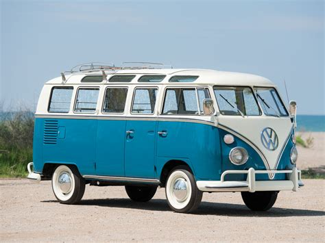 Volkswagen T1 Samba 21 Window 1966