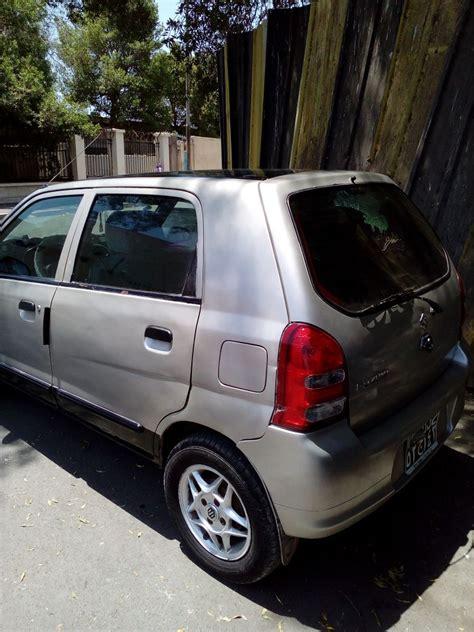 Suzuki alto à Djibouti
