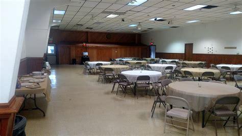 American Legion Post 133 Hall Rentals in Woodbury, NJ