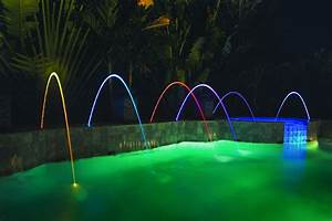 Intellibrite landscape lights pentair