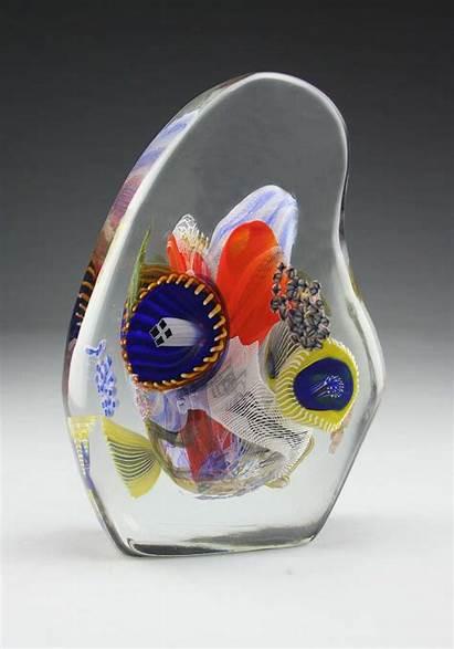 Glass Sculpture Clear Portal Artfulhome Artful Artist