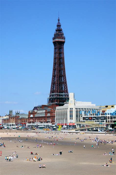 blackpool travel guide  wikivoyage