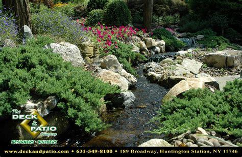 deck ponds garden water features ponds water features