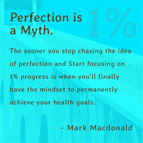 How To Start A Myth by Perfection Is A Myth Macdonald