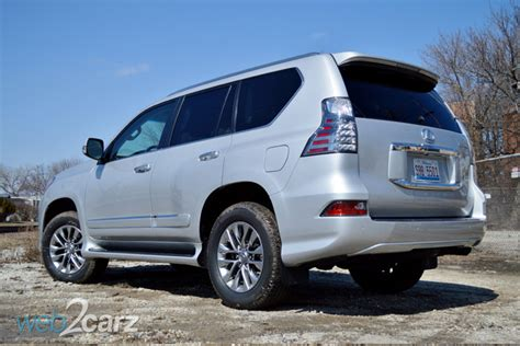 lexus gx  luxury review webcarz