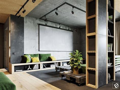 wohnzimmer industrial living room dusseldorf by salon à la décoration industrielle mon guide ultime