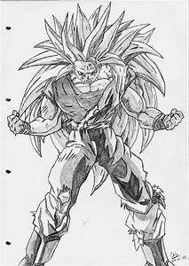 Goku Super Saiyan 3 By Christopherdbz On Deviantart