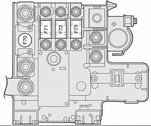 Alfa Romeo Brera  2005 - 2010  - Fuse Box Diagram