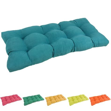Settee Cushion Pads by Microsuede Settee Bench Cushion Ebay