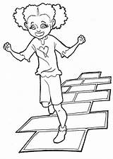 Coloring Hop Hip Pages Template Harry Pop Sock Getdrawings sketch template
