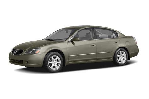 2006 Nissan Altima Information
