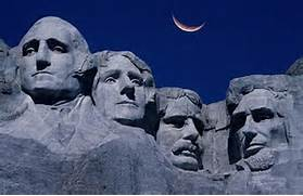 Mount Rushmore  South Dakota  USA  Rushmore