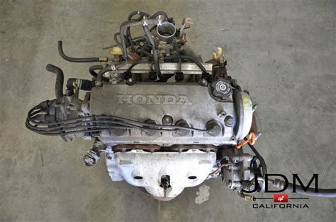 Jdm Honda Civic 1992-2000 D15b Non Vtec Engine Replacement